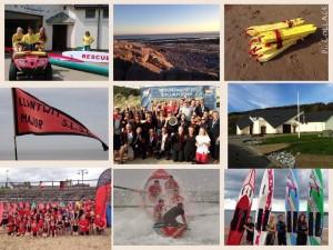 Llantwit Major Lifeguards Collage