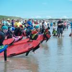 Nipper Board Paddle Race Start