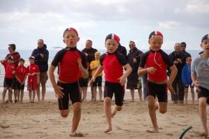 Llantwit Major Surf Life Saving Club Nipper Flags