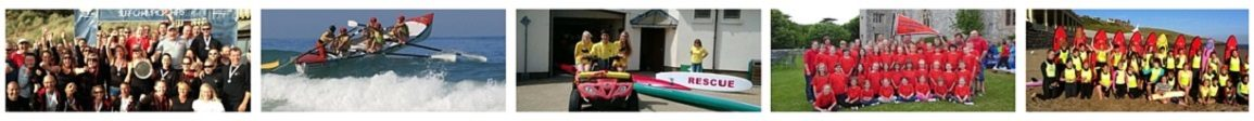 Llantwit Major Lifeguards Banner
